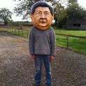 Xi Jingping head – International Tibet Network